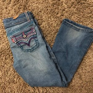 Levi's Girls 715 Jeans